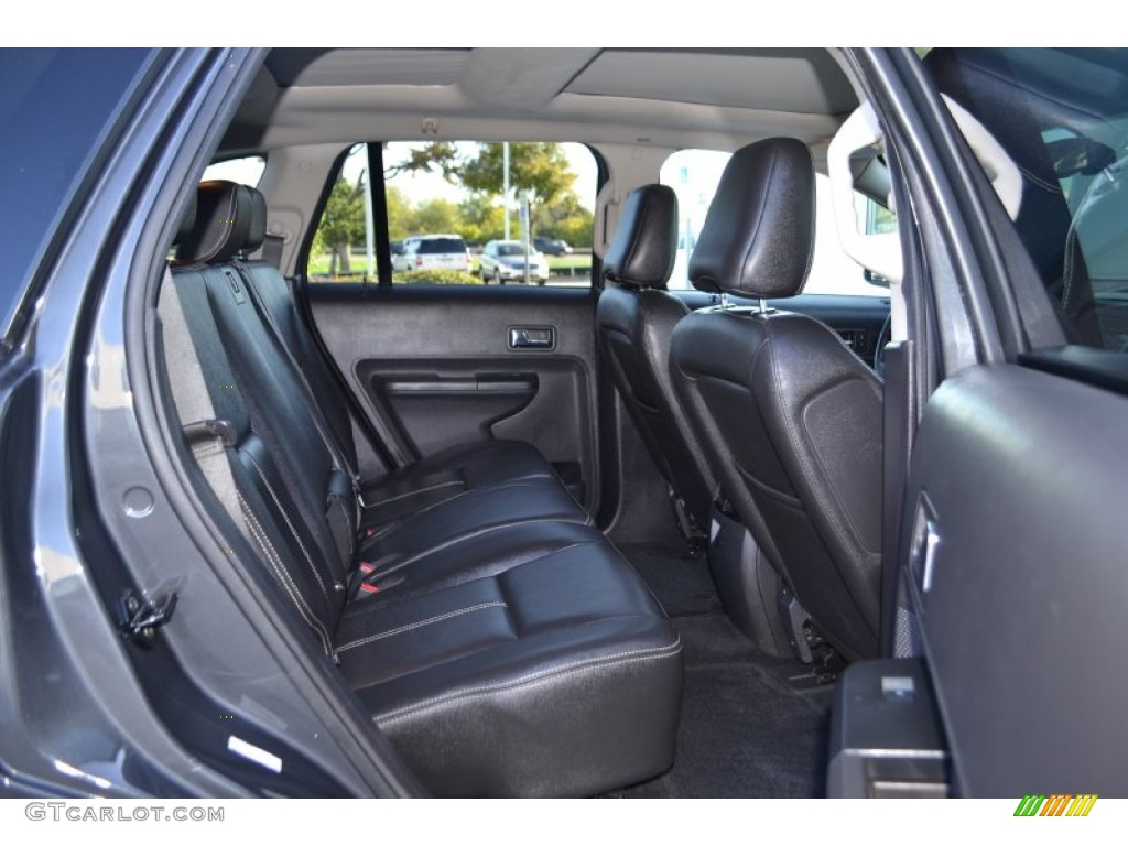 Charcoal black interior 2007 ford edge sel plus awd photo 72477714 gtcarlot com