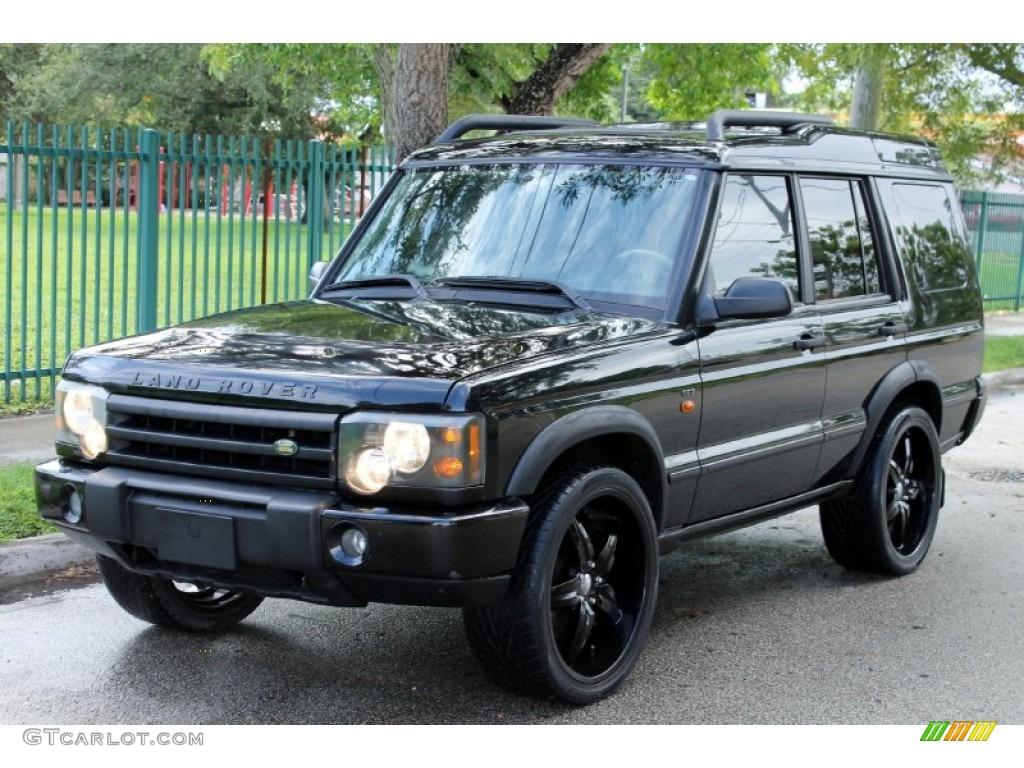 java black 2004 land rover discovery se7 exterior photo 72479431. Black Bedroom Furniture Sets. Home Design Ideas