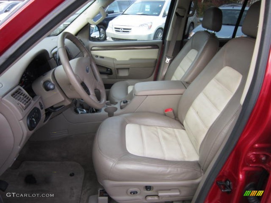 2005 ford explorer eddie bauer 4x4 interior photo 72483784 for 2005 ford expedition eddie bauer interior