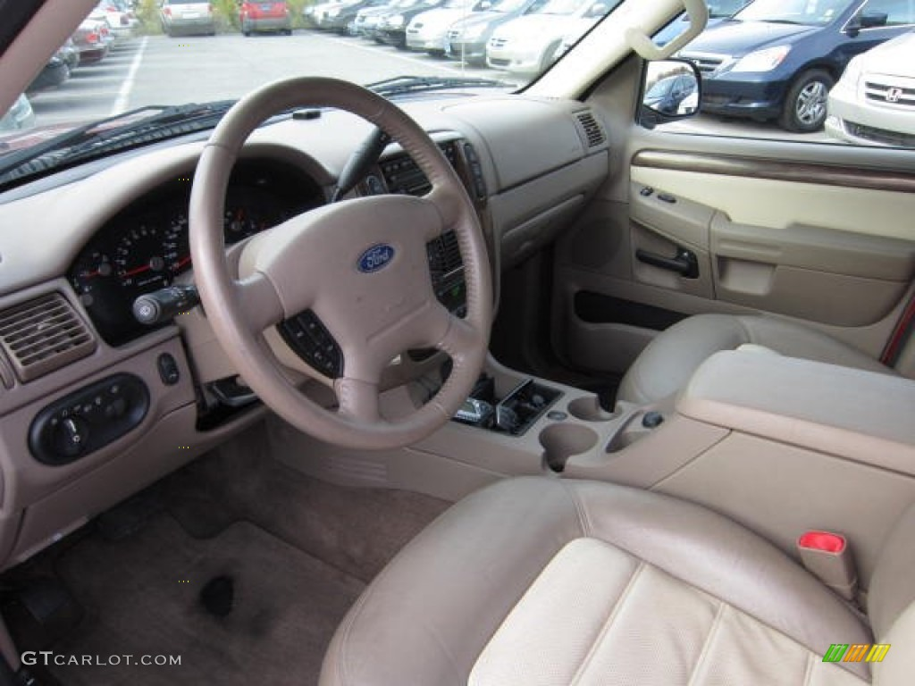 2005 ford explorer eddie bauer 4x4 interior photo 72483802 - 2005 Ford Explorer Interior