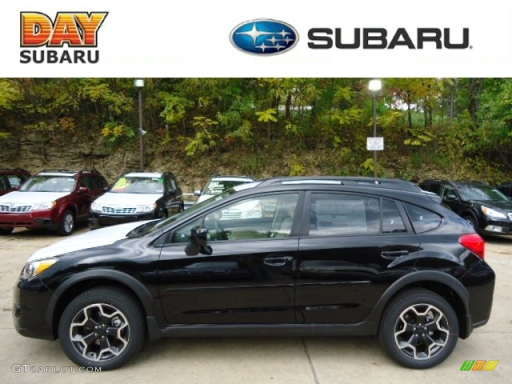 Subaru Crosstrek Black
