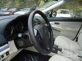 2013 XV Crosstrek 2.0 Premium Ivory Interior