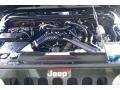 2011 Natural Green Pearl Jeep Wrangler Sport 4x4  photo #23