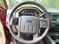 Adobe Steering Wheel Photo for 2012 Ford F250 Super Duty #72493450