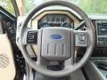 Adobe Steering Wheel Photo for 2012 Ford F250 Super Duty #72496789