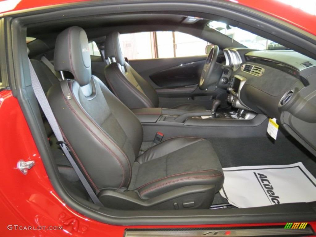 2013 Chevrolet Camaro Zl1 Interior Photo 72502708