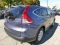 2013 Twilight Blue Metallic Honda CR-V EX AWD  photo #4