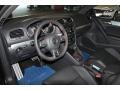 Titan Black 2013 Volkswagen GTI Interiors