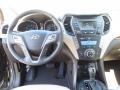 Beige Dashboard Photo for 2013 Hyundai Santa Fe #72519606