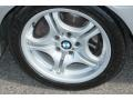2001 3 Series 330i Coupe Wheel