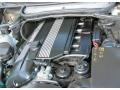 2001 3 Series 330i Coupe 3.0L DOHC 24V Inline 6 Cylinder Engine