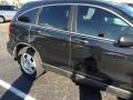 2010 Crystal Black Pearl Honda CR-V LX  photo #3