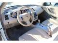 2007 Glacier Pearl White Nissan Murano SL AWD  photo #10
