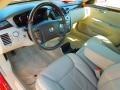 2009 Cadillac DTS Light Linen/Cocoa Interior Prime Interior Photo