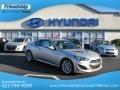 2013 Circuit Silver Hyundai Genesis Coupe 2.0T Premium  photo #1