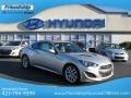 2013 Circuit Silver Hyundai Genesis Coupe 2.0T Premium  photo #2