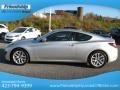 2013 Circuit Silver Hyundai Genesis Coupe 2.0T Premium  photo #3
