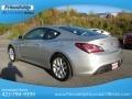 2013 Circuit Silver Hyundai Genesis Coupe 2.0T Premium  photo #10