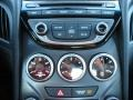 Gray Leather/Gray Cloth Controls Photo for 2013 Hyundai Genesis Coupe #72566706