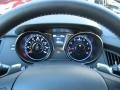 Gray Leather/Gray Cloth Gauges Photo for 2013 Hyundai Genesis Coupe #72566796