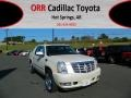 White Diamond Tricoat - Escalade EXT Premium AWD Photo No. 1