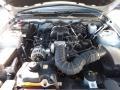 2007 Satin Silver Metallic Ford Mustang V6 Premium Convertible  photo #16
