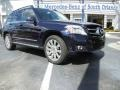 Capri Blue Metallic 2010 Mercedes-Benz GLK 350