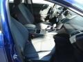 2012 Sonic Blue Metallic Ford Focus SEL Sedan  photo #16