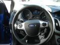 2012 Sonic Blue Metallic Ford Focus SEL Sedan  photo #22