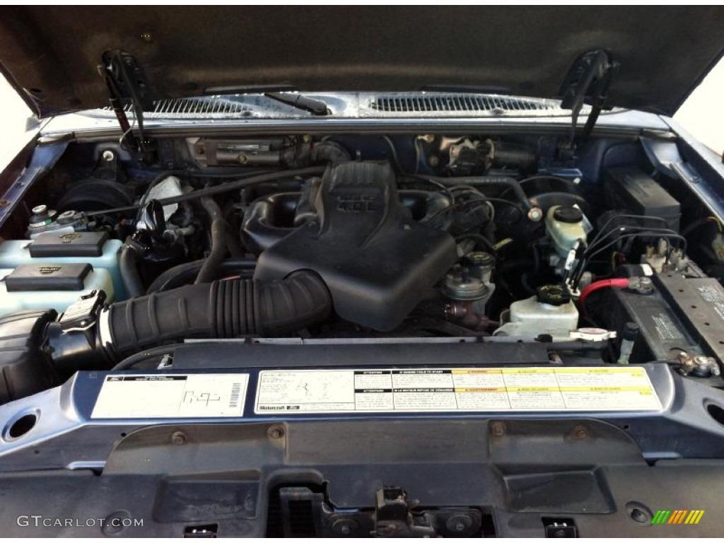 2000 Ford Explorer Xlt 4x4 4 0 Liter Sohc 12