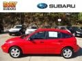 2005 Infra-Red Ford Focus ZX5 SES Hatchback  photo #1