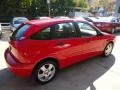 2005 Infra-Red Ford Focus ZX5 SES Hatchback  photo #4