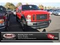 Red 2009 Ford F250 Super Duty Gallery