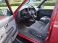 Gray 1994 Toyota 4Runner SR5 4x4 Interior Color