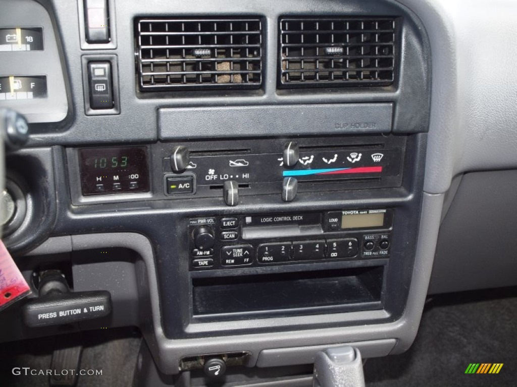1994 Toyota 4runner Sr5 4x4 Controls Photos