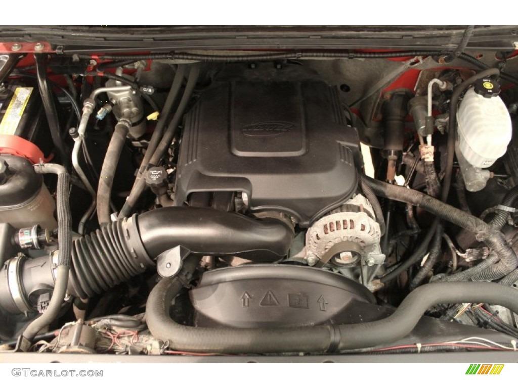 2007 GMC Sierra 2500HD Regular Cab 4x4 Engine Photos