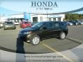 2013 Kona Coffee Metallic Honda CR-V EX-L  photo #1