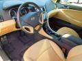Camel 2011 Hyundai Sonata Interiors