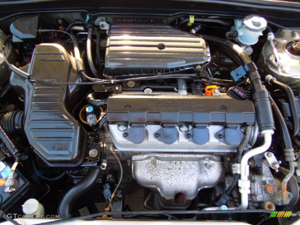 2004 Honda Civic Ex Sedan Engine Photos Gtcarlot Com