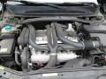 T6 2.9 Liter Twin Turbocharged DOHC 24 Valve Inline 6 Cylinder 2004 Volvo S80 T6 Engine