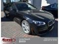 Jet Black - 5 Series 528i Sedan Photo No. 1