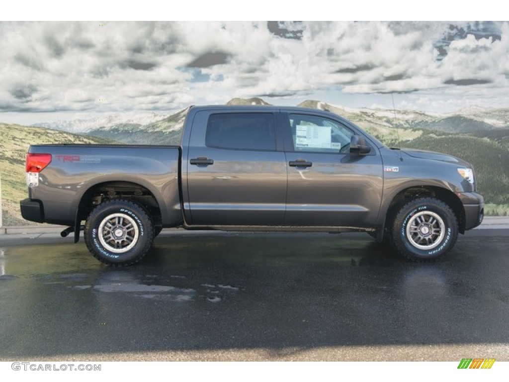 magnetic gray metallic 2013 toyota tundra trd rock warrior crewmax 4x4 exterior photo 72666613. Black Bedroom Furniture Sets. Home Design Ideas