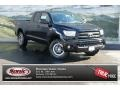 2013 Black Toyota Tundra TRD Rock Warrior Double Cab 4x4  photo #1