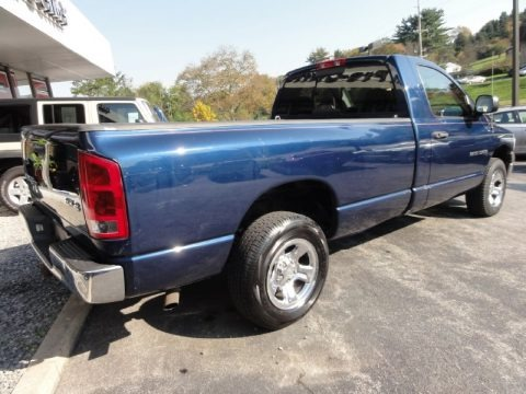 2002 Dodge Ram 1500 ST Regular Cab 4x4 Data, Info and Specs