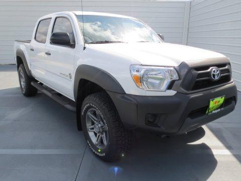 2013 Toyota Tacoma Texas Edition