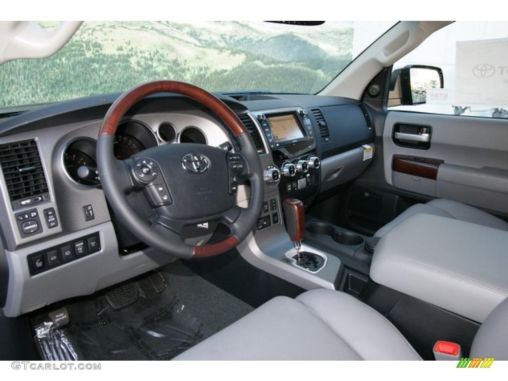 2017 Toyota Sequoia Sr5 Interior