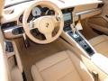 2013 911 Carrera S Cabriolet Luxor Beige Interior