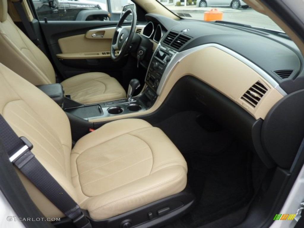 2011 Chevrolet Traverse Ltz Awd Interior Photos Gtcarlot Com
