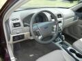 2011 Bordeaux Reserve Metallic Ford Fusion SEL V6  photo #12