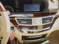 Cashmere/Savanna Controls Photo for 2013 Mercedes-Benz S #72685906